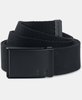 Women's UA Solid Webbing Belt  2 Colors $22.99