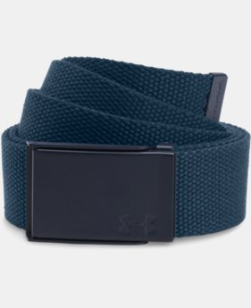 Women's UA Solid Webbing Belt  1  Color Available $19.99