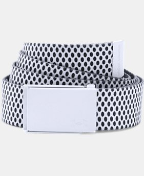 Women's UA Printed Webbing Belt  1 Color $18.99