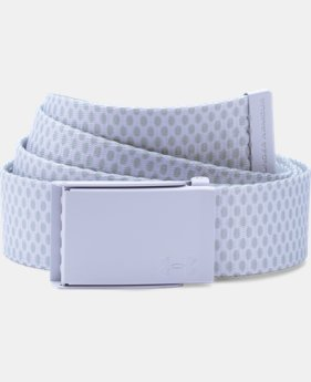 Women's UA Printed Webbing Belt  1 Color $17.24