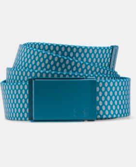 Women's UA Printed Webbing Belt  2 Colors $24.99