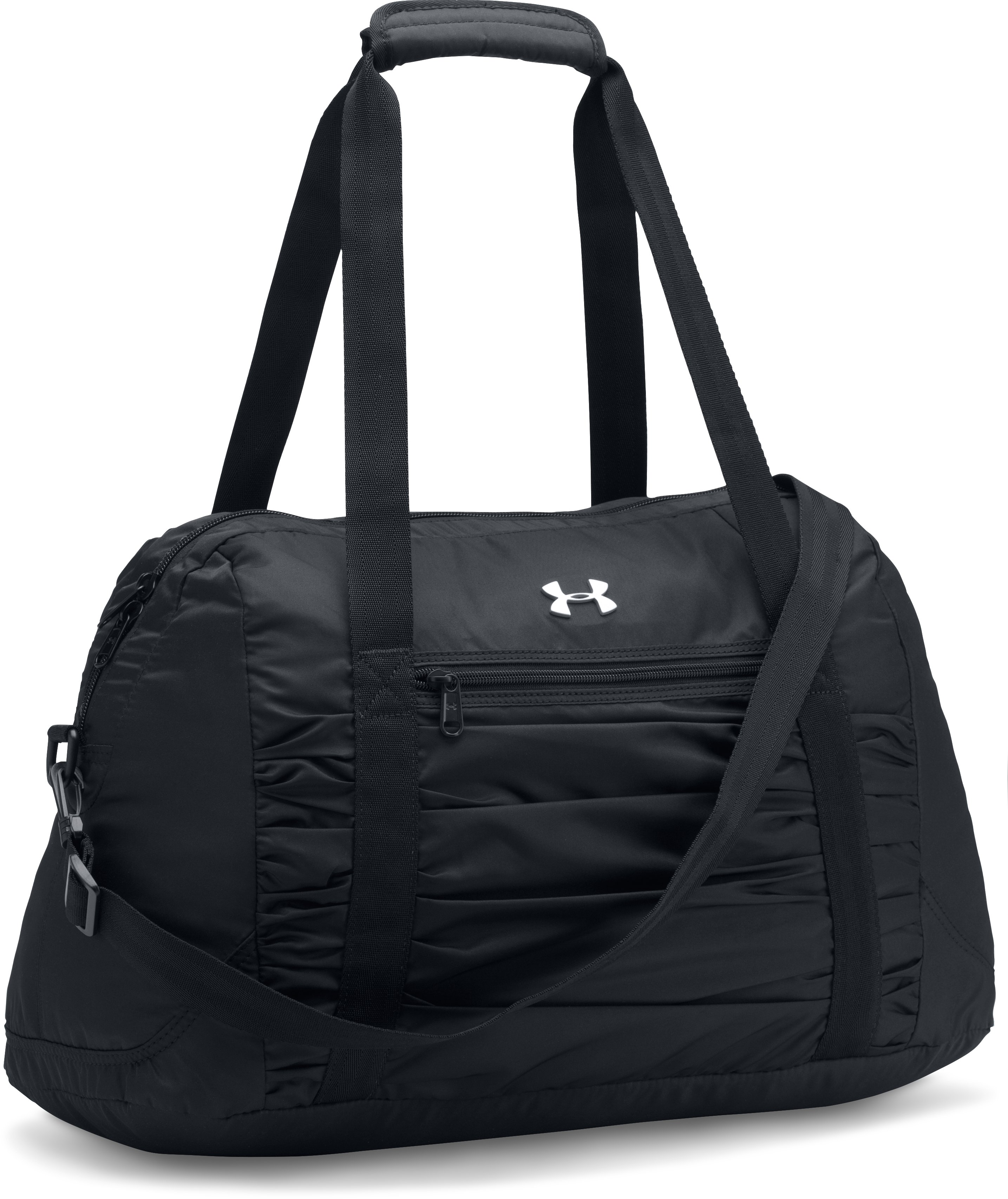 Women's UA The Works Gym Bag 2.0, Black ,
