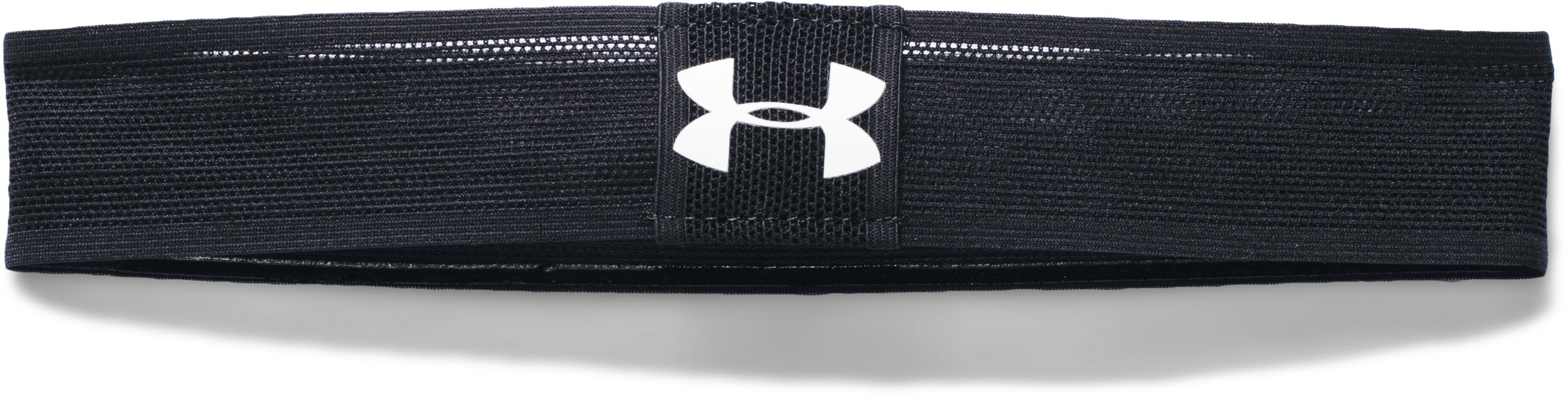 Women's UA Mesh Headband, Black , undefined