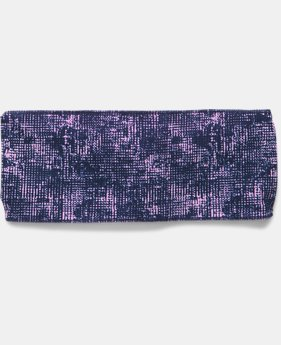 Women's UA Boho Headband  1 Color $11.99