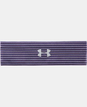 Women's UA Perfect Headband 2.0  1  Color Available $12.99