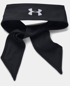 Women's UA Armour Tie Headband  2 Colors $14.99