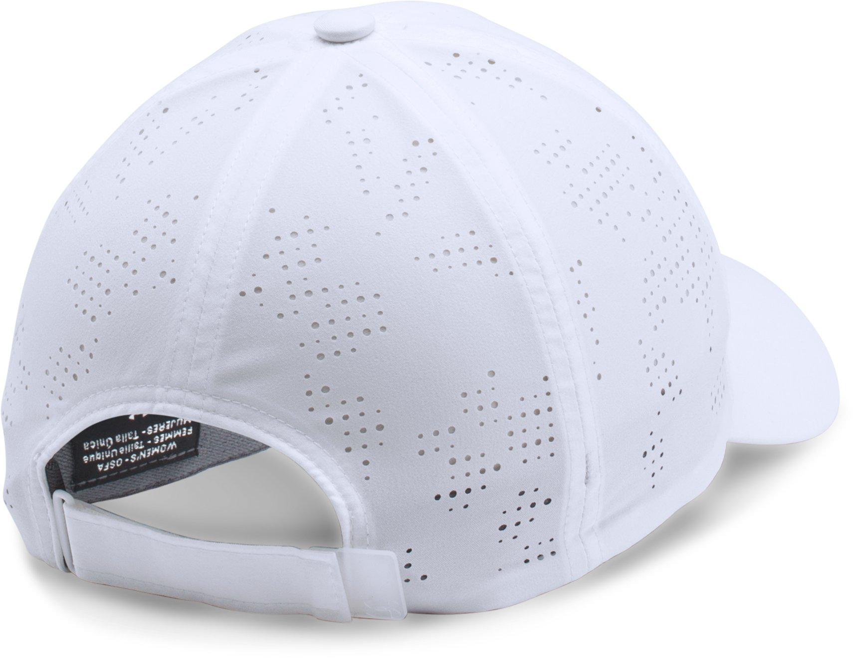 Women's UA Driver Cap, White, undefined
