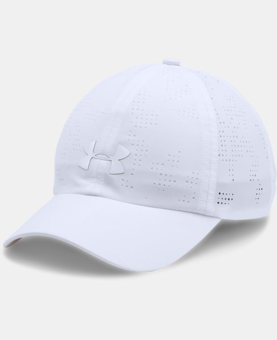 New Arrival  Women's UA Perforated Golf Cap  3 Colors $29.99