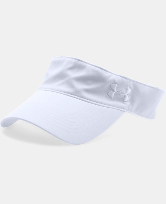 New Arrival Women's UA Links Visor  2 Colors $19.99