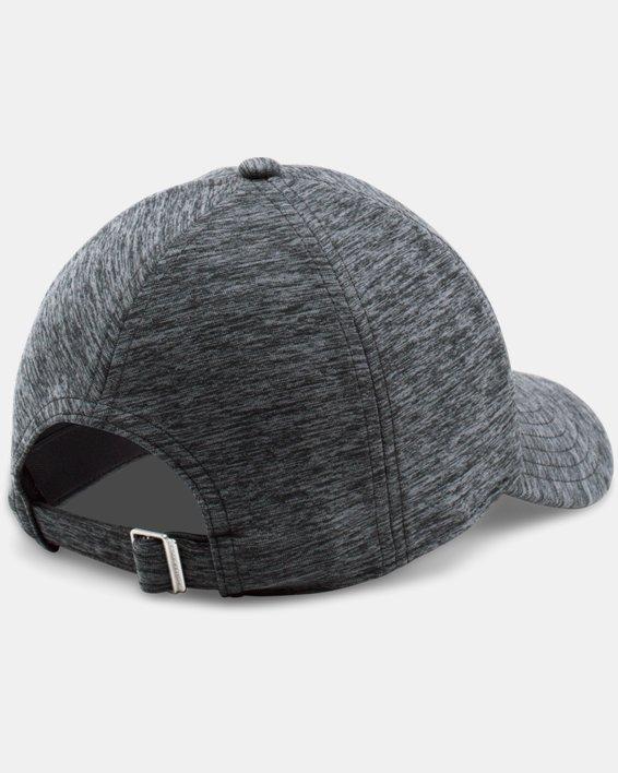 Women's UA Renegade Twist Cap, Black, pdpMainDesktop image number 2