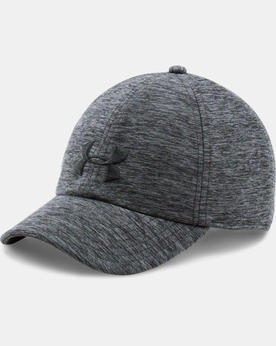 Women's UA Renegade Twist Cap, Black, pdpMainDesktop image number 3