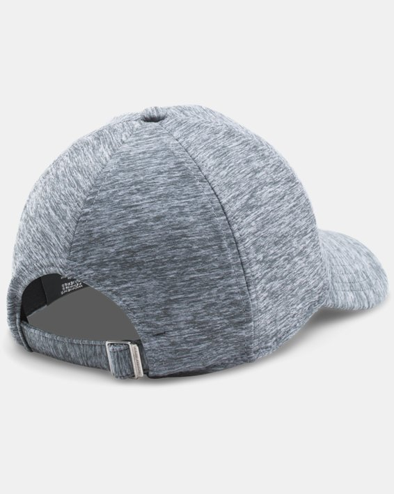 Women's UA Renegade Twist Cap, Gray, pdpMainDesktop image number 1