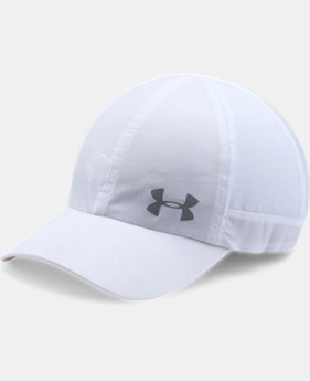 Women's UA Fly-By ArmourVent™ Cap  2 Colors $13.99