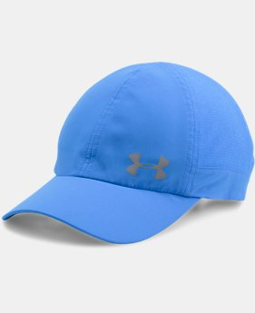 Women's UA Fly-By ArmourVent™ Cap  6 Colors $24.99