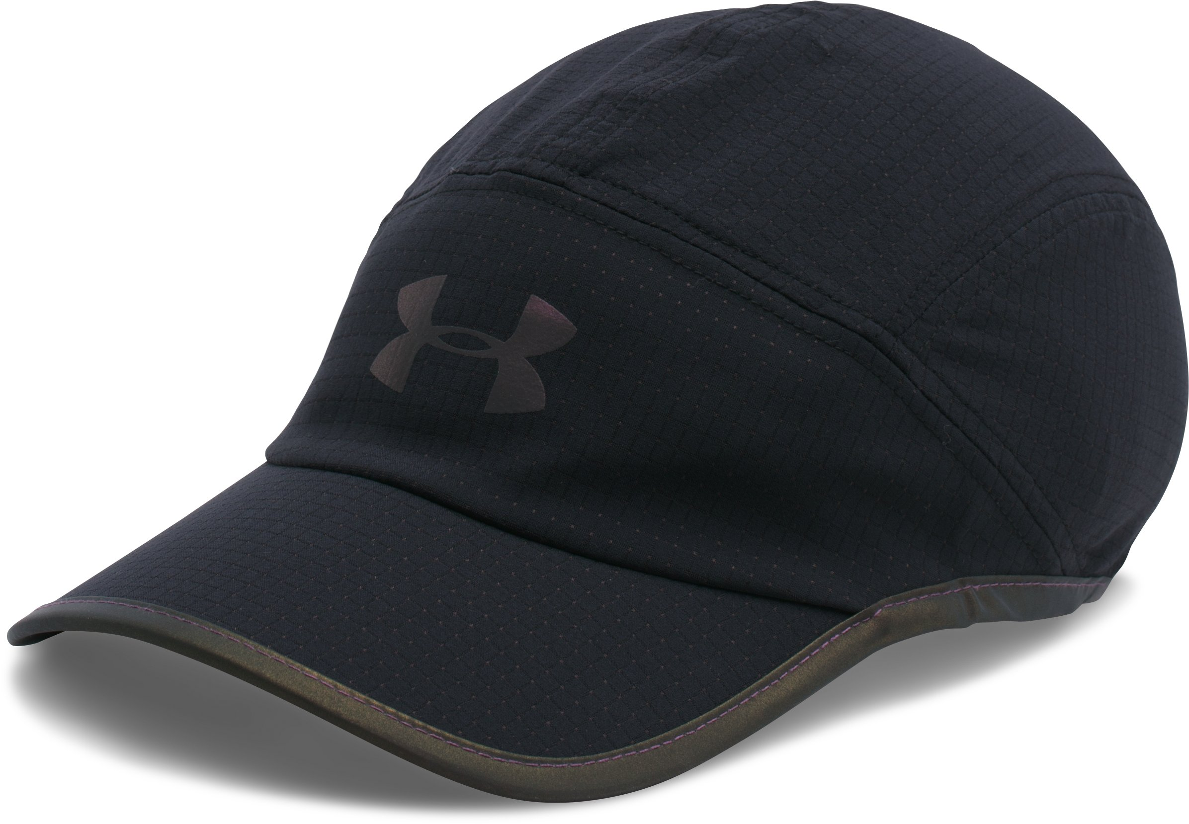 Women's UA Accelerate Cap, Black , undefined