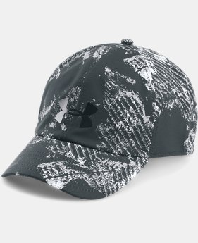 Women's UA Renegade Printed Cap  1 Color $24.99