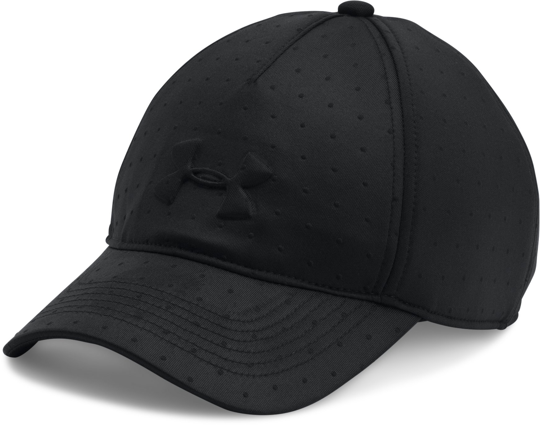 Women's UA City Hopper Cap, Black ,