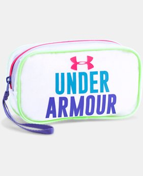 Girls' UA Toiletry Case LIMITED TIME: FREE SHIPPING 1 Color $14.99