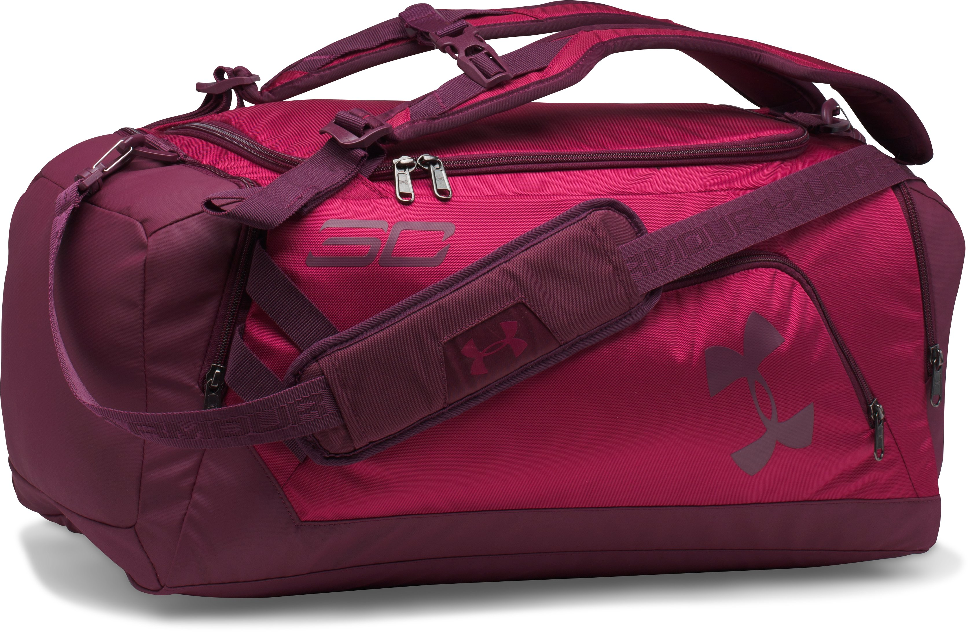SC30 Storm Contain Duffle, BLACK CURRANT