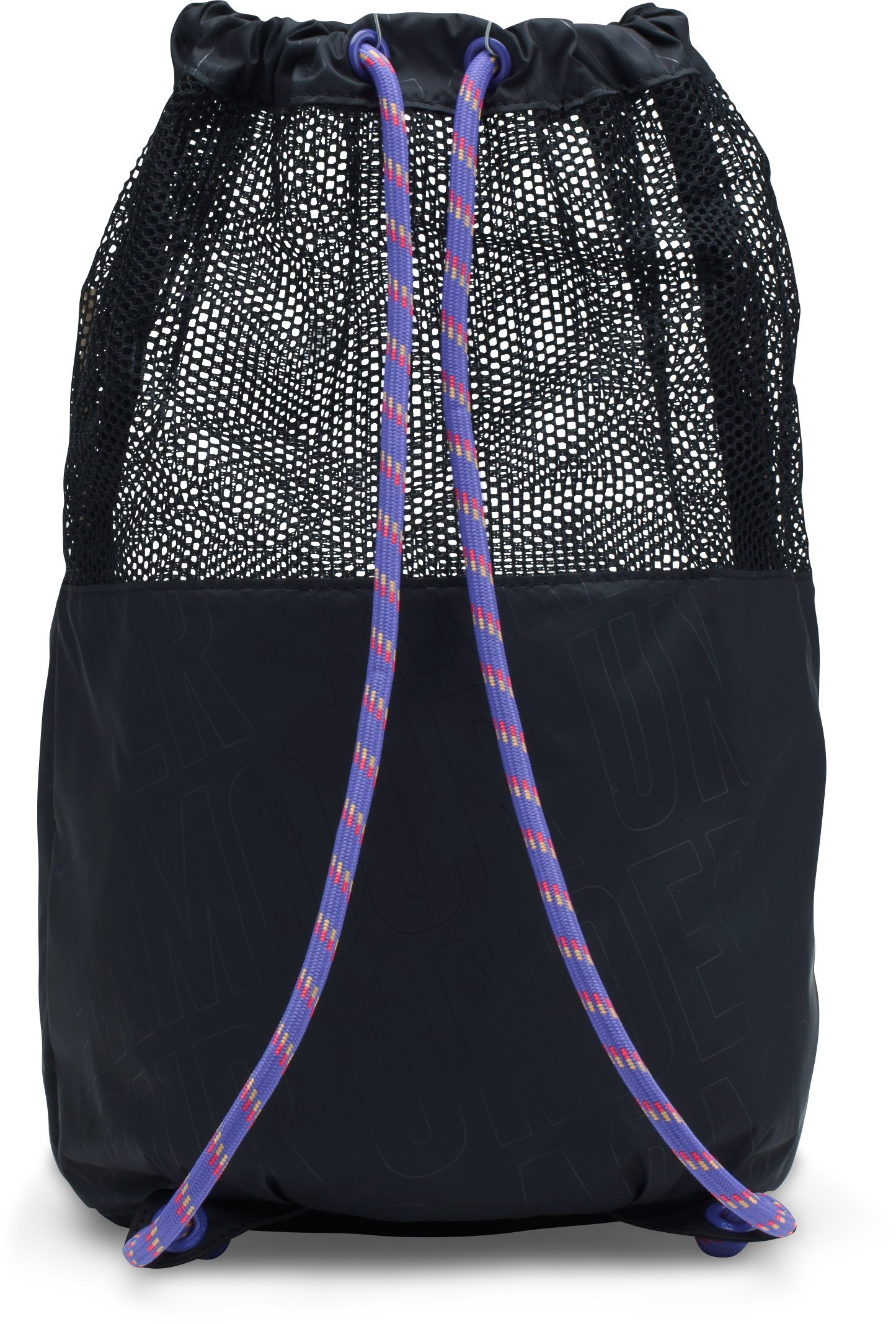 Girls' UA Bucket Bag, Black ,