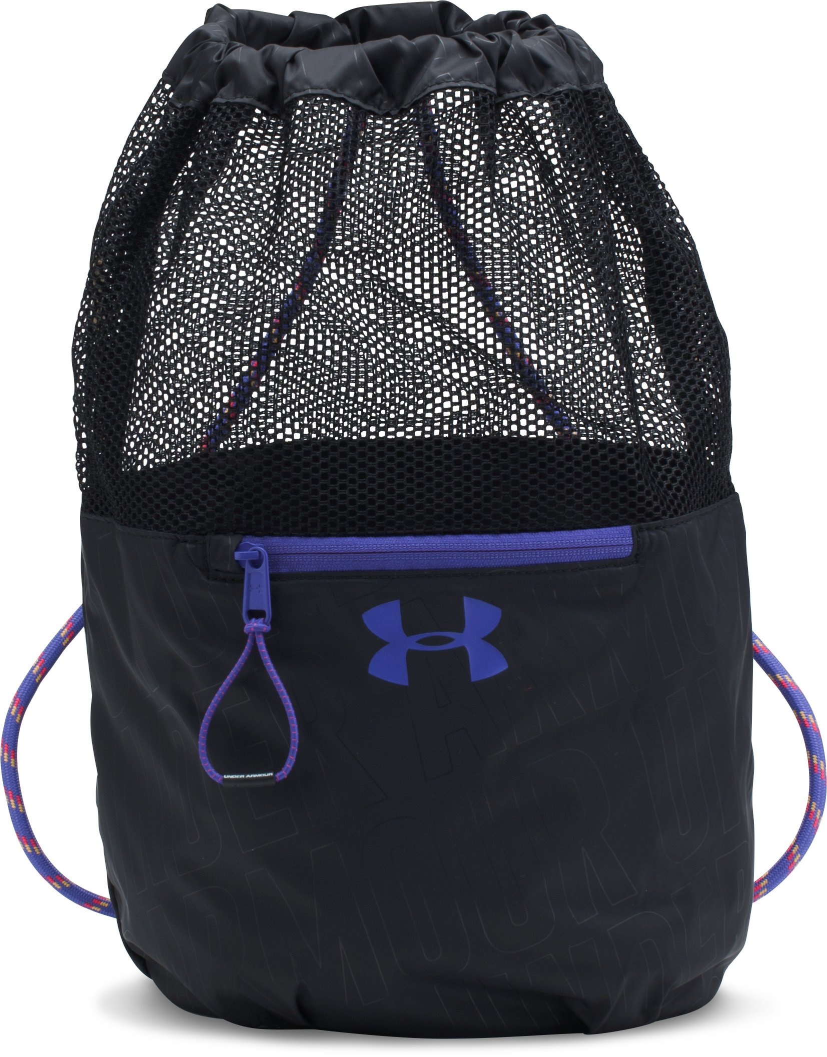 Girls' UA Bucket Bag, Black
