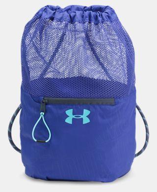 女童UA水桶包