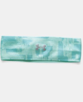 Girls' UA Perfect 2.0 Headband  2 Colors $14.99