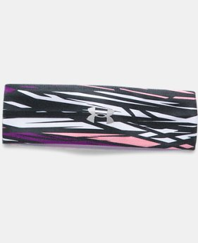 Girls' UA Perfect 2.0 Headband   $14.99