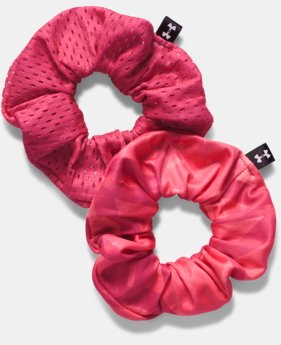 New Arrival Girls' UA Scrunchies   $9.99