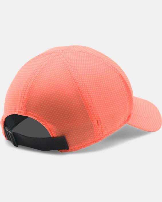 Girls' UA Shadow Cap, Orange, pdpMainDesktop image number 1