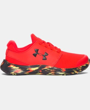 New Arrival Boys' Pre-School UA Drift SF Running Shoes   $62.99