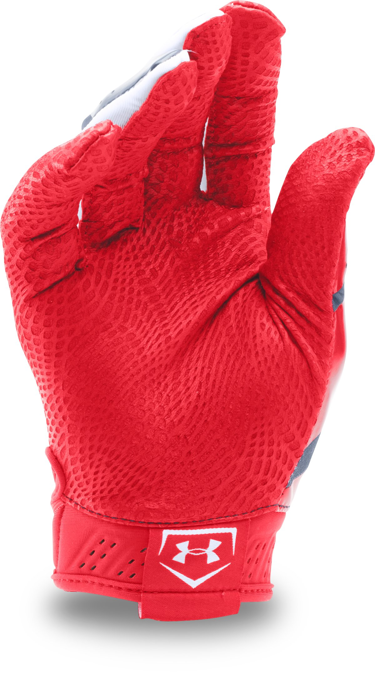Men's UA Yard Undeniable Batting Gloves – Limited Edition, Red