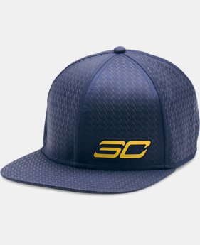 Men's SC30 Essential Snapback Cap  1 Color $20.99