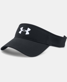 Men's UA Headline Golf Visor  2  Colors Available $19.99
