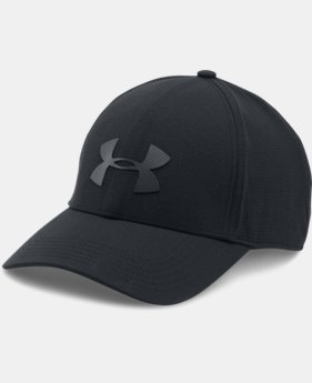 Men's UA Driver 2.0 Golf Cap  2  Colors Available $27.99