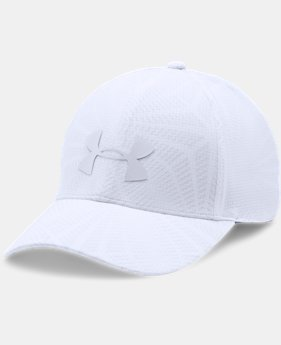 Men's UA Driver 2.0 Golf Cap  3  Colors Available $32.99
