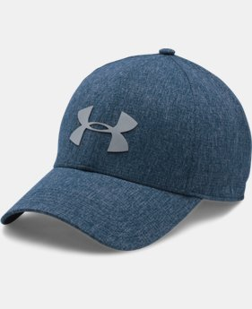 Men's UA Driver 2.0 Golf Cap  4  Colors Available $27.99