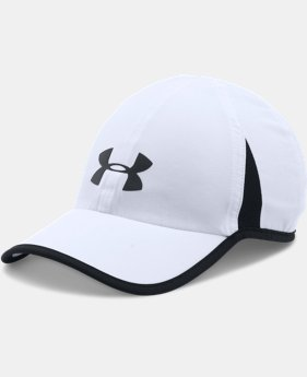 Men's UA Shadow 4.0 Run Cap  4 Colors $24.99