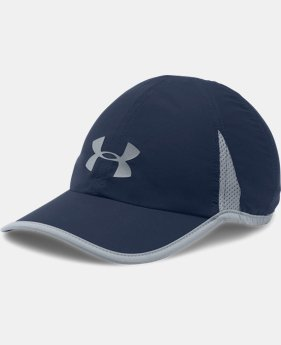 Men's UA Shadow 4.0 Run Cap  1  Color Available $24.99