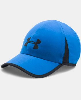 New Arrival Men's UA Shadow 4.0 Run Cap  1 Color $21.99