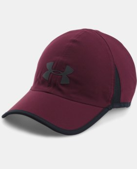 Men's UA Shadow 4.0 Run Cap  2 Colors $21.99
