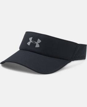 Men's UA Shadow 4.0 Run Visor  3 Colors $19.99