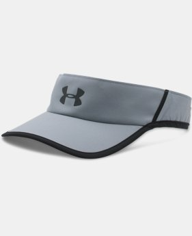 Men's UA Shadow 4.0 Run Visor  3 Colors $22.99