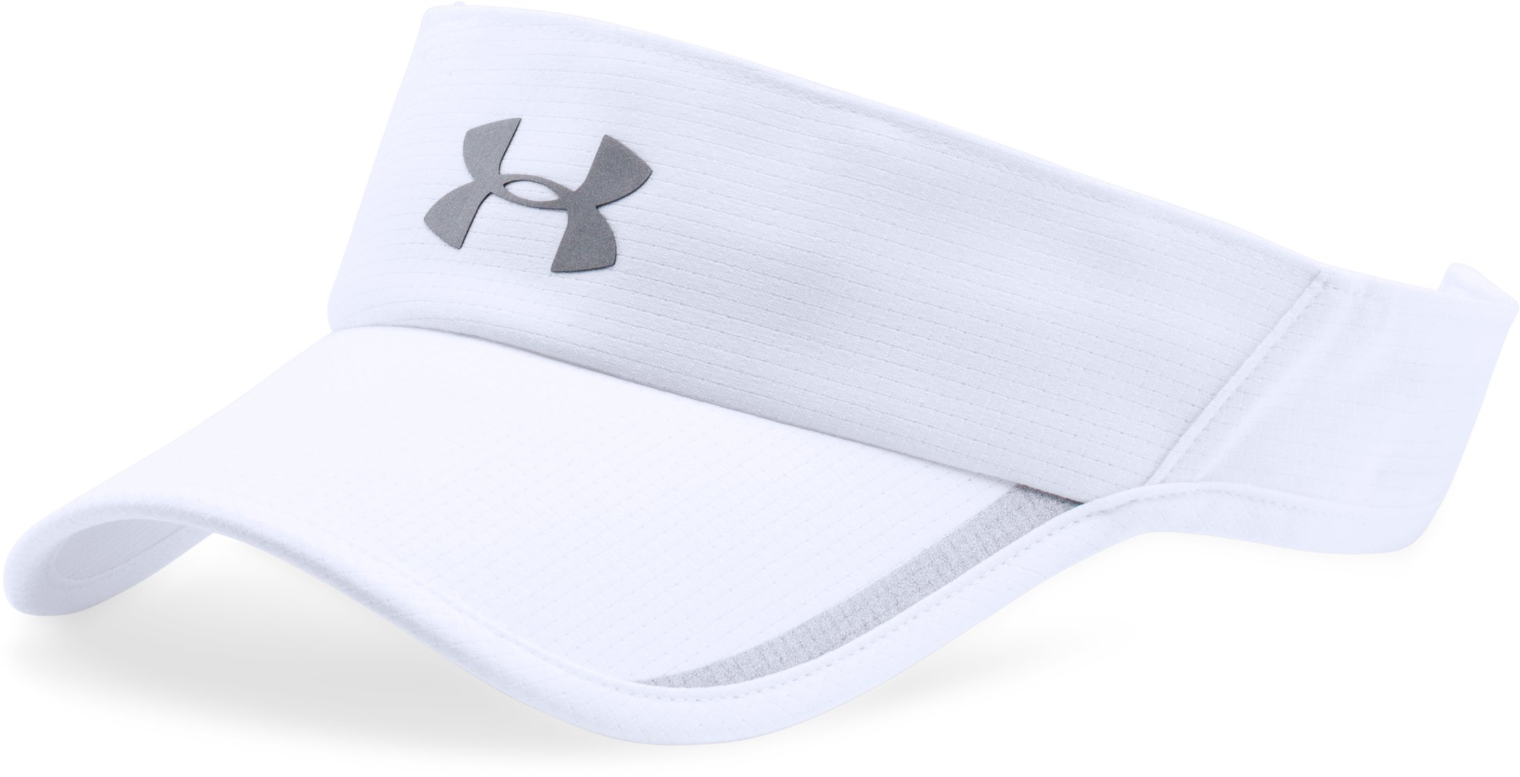 mens visors Men's UA Shadow ArmourVent™ Run Visor Good Under Armor product...I love my visor, fits perfect, also great for running....Great style and the fit is amazing!