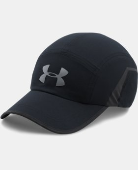 New Arrival  Men's UA Pinnacle Run Cap  1 Color $34.99