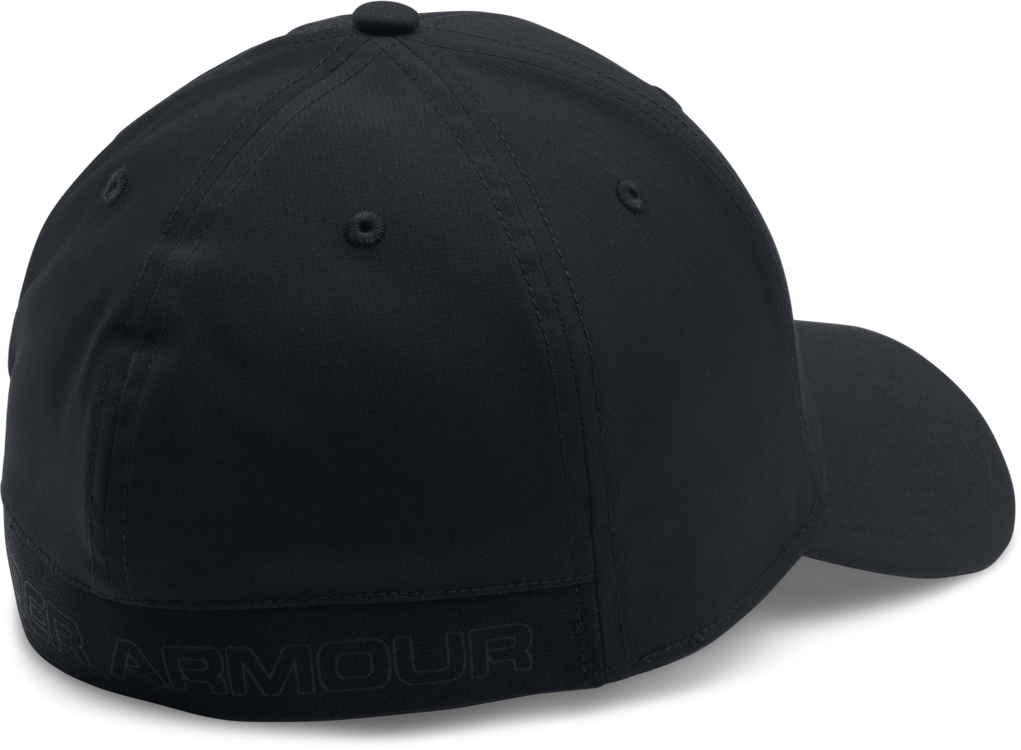 Men's UA Storm Headline Cap, Black , undefined