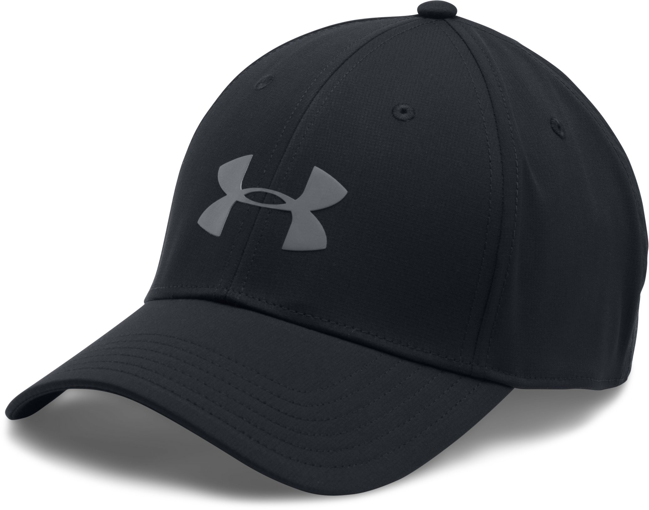 Men's UA Storm Headline Cap, Black ,