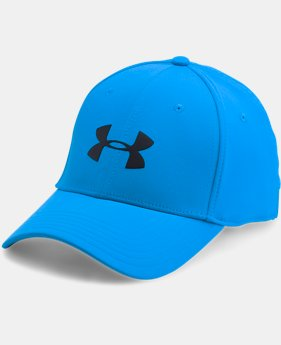 Men's UA Storm Headline Cap  1  Color $18.74