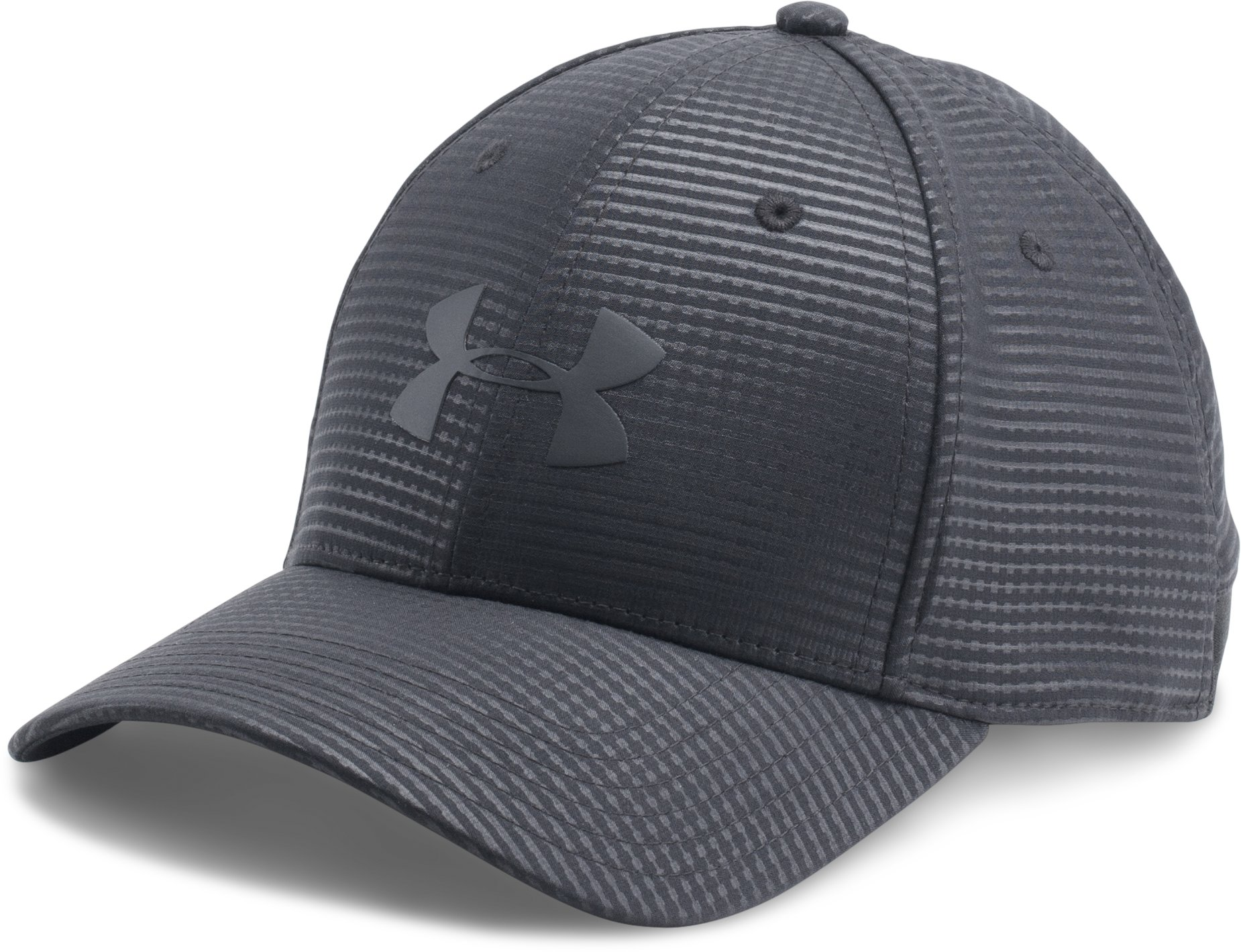 Men's UA Storm Printed Headline Cap, Black , undefined