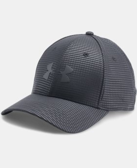 Men's UA Storm Printed Headline Cap  1 Color $27.99